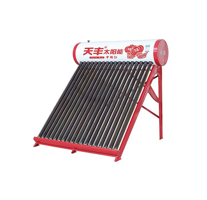 中国红系列太阳能