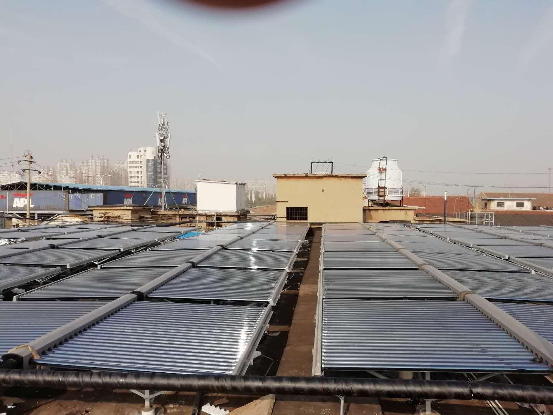 太阳能热水工程1